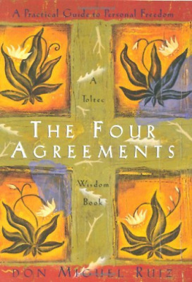 Ruiz, Don Miguel-The Four Agreements (US IMPORT) BOOK NEW