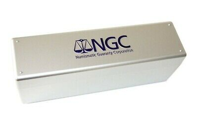 NEW NGC Box Official Classic For 20 Graded Certified Slab Coin Silver Best Price