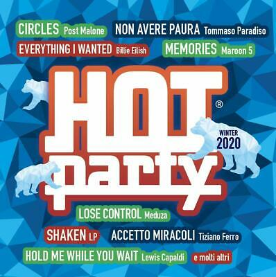Artisti Vari Hot Party Winter 2020 Doppio CD Nuovo & Sigillato