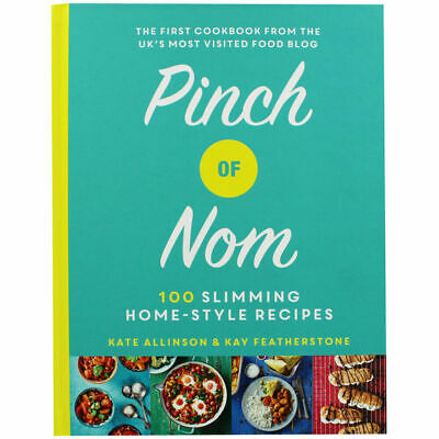 Pinch of Nom 100 Slimming Home style Recipes ~ Hardcover ~ New ~ 2019
