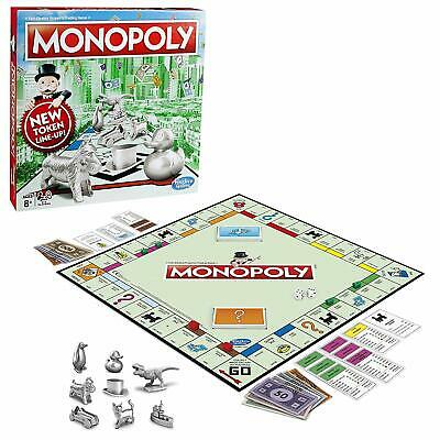 Hasbro Monopoly Gaming Classic Game London UK Version