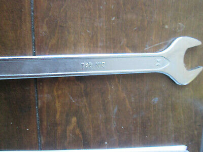 34 mm DIN 894 GEDORE SPANNER,  MADE IN GERMANY   FREE SHIPPING