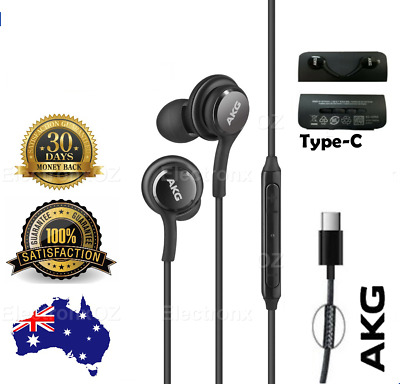 For Samsung Galaxy Note 10, 10+ (PRO) Earphone Tune by AKG with Type-C