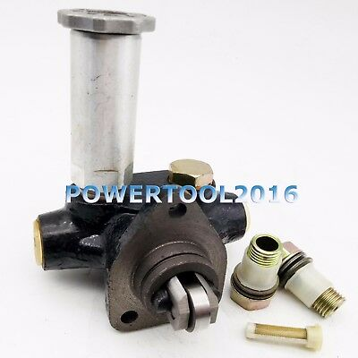 Volvo Truck 863474 862460 Hand Fuel Feed Lift Supply Pump for Iveco 8093372