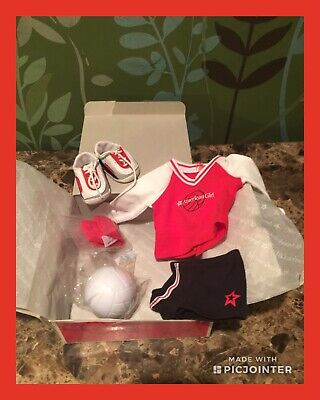 American Girl Doll~My American Girl~Retired Volleyball Set