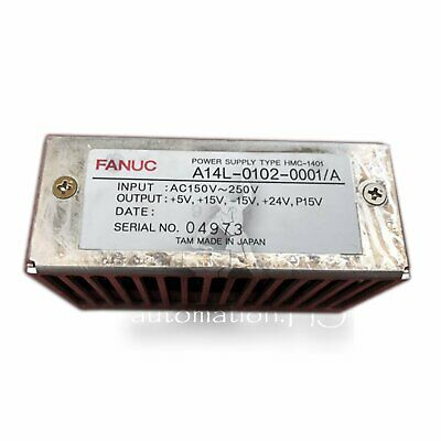 Used 1PC FANUC A14L-0102-0001/A A14L-0102-0001 A Fully tested Quality assurance