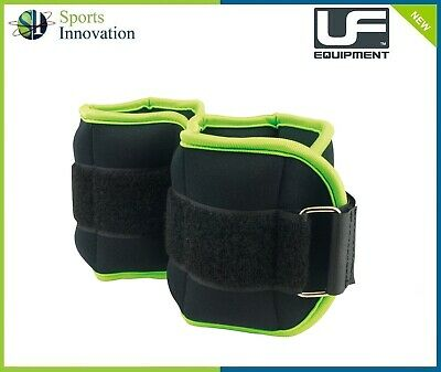 Urban Fitness Ankle/Wrist Weights - 0.5kg or 1kg