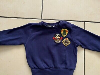 💙💙Baby Boy Dsquared2 Jumper Age 12 Months 💙💙