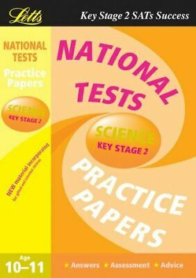 McDuell, G. R, National Test Practice Papers 2003: Science Key stage 2, Like New