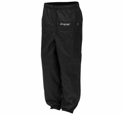 Frogg Toggs Pro Action Womens Rain Pants Black PA83522-01-WSM Sm
