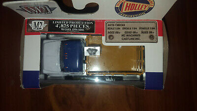 HOLLEY FAST SHIP M2 MACHINES 2019 O/'REILLY EXCLUSIVE 1970 CHEVROLET C60 TRUCK