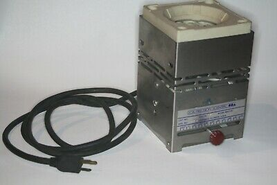 Precision Scientific 61560 Ceramic Rheostat Control Flask Heater 550 Watt 110V