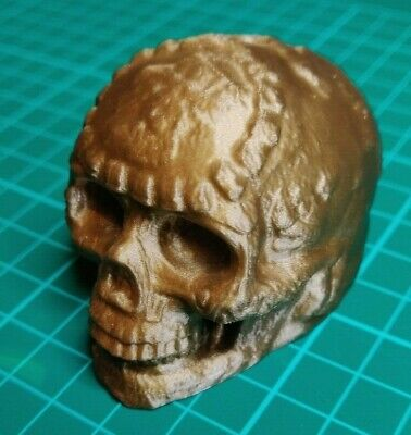 Mayan Aztec Death Whistle Skull - Screaming Whistle Loud 3D Printed