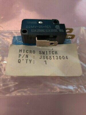 Universal Instruments Micro Switch J86813004