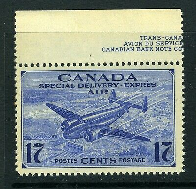 CANADA Scott CE2 - NH - 17¢ Air Mail Special Delivery (.052)