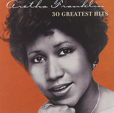 Aretha Franklin-30 Greatest Hits (US IMPORT) CD NEW