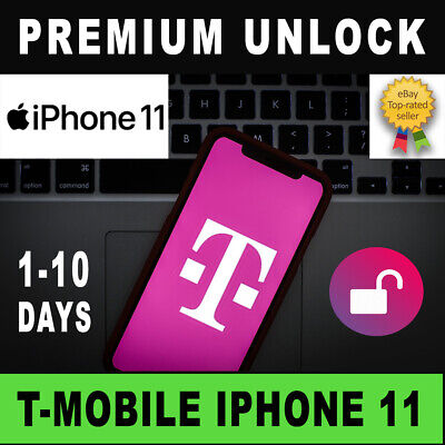T-Mobile Usa / Metro Pcs Unlock Service For Iphone 11 Clean And Financed