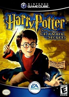 Harry Potter and the Chamber of Secrets - Nintendo GameCube Game