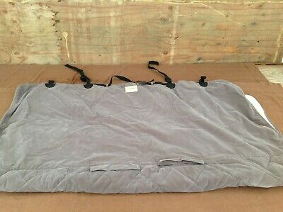 Orvis Grip Tight Quilted Microfiber Backseat Protector