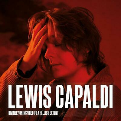 Divinely Uninspired To A Hellish Extent by Lewis Capaldi ~ New ~ CD~BONUS TRACKS