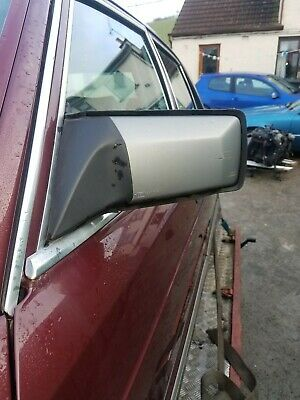 For Mercedes S-Class W126 1979-91 Left passenger side Electric wing mirror glass