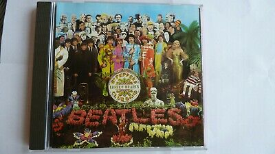 The Beatles - Sgt. Pepper's Lonely Hearts Club Band (EMI Rec. 1987 CD) Used good