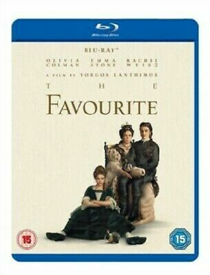 The Favourite Blu Ray