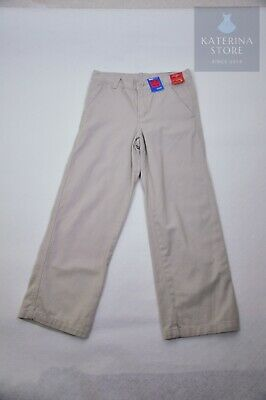 Marks & Spenser Boys Trousers Age 9 years Stone colour New with tags
