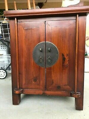 Chinese Ming style Hard wood Cabinet/Sideboard