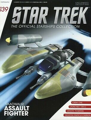 Star Trek Official Starship Collection Number 139 - Brand New - Free Postage