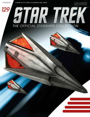 Star Trek Official Starship Collection Number 129 -  Tholian Starship