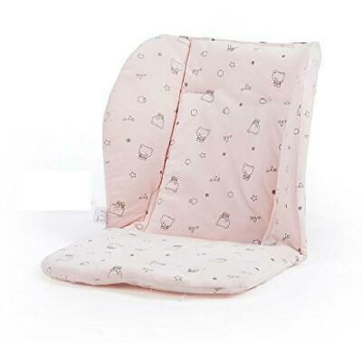 Baby Stroller/Car Seat/High Chair, Breathable Cotton Cushion Liner (Pink)