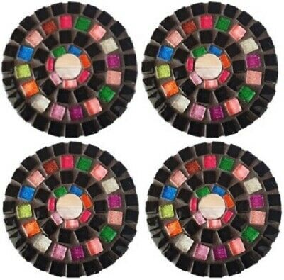 Mosaic Coaster Round - Excellent for beginners
