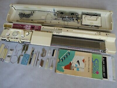 Brother Electronic Electroknit Knitting Machine KH-950i Fully Complete Serviced