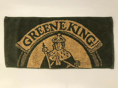 Golden Breeze Rubber Backed Pub Bar Runner x2 By Greene King New And Unused