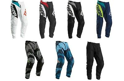 Thor Sector Pants Motocross Dirt Bike Offroad Riding - Adult sizes