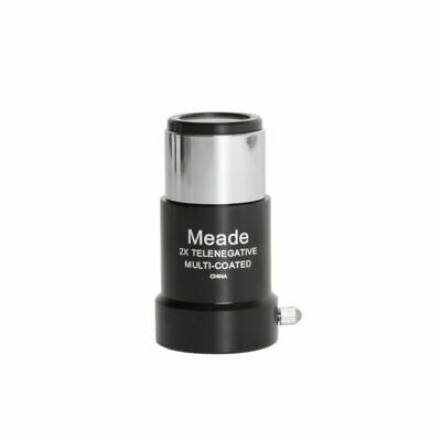 "Lente Barlow Meade Short Focus Telenegative 2x de 1.25"" 7273"