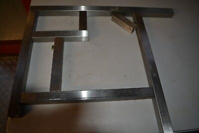 make your own size square/rectangle Stainless Steel grade 304  Glass Mould/dam