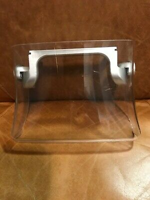 Ge Mammo Essential / Ds  Face Shield Ge Part Number 81182-Img With Bracket