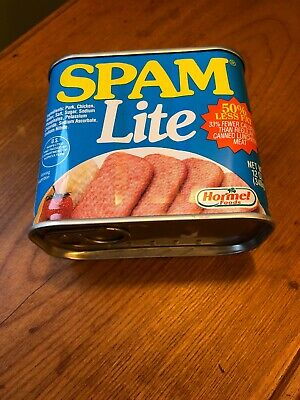 Spam Lite Bank  Original Hormel Spam Bank  New