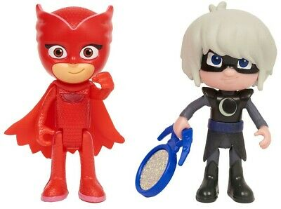 PJ Masks Owlette & Luna Girl  Action Figure 2-Pack Playset
