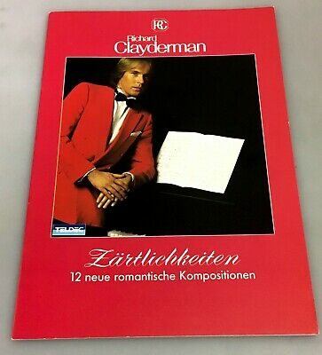The Richard Clayderman Collection for Easy Piano Sheet Music NEW 000490144