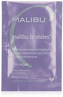 Malibu C Blondes Weekly Brightener 1 Packet