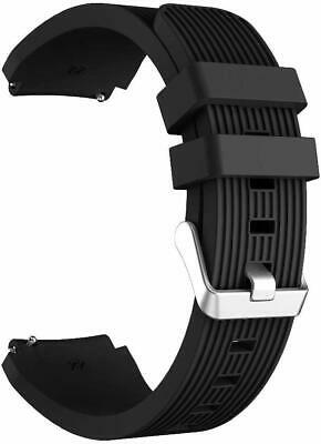 For Garmin Vivomove HR Silicone Fitness Replacement Wrist Band Strap