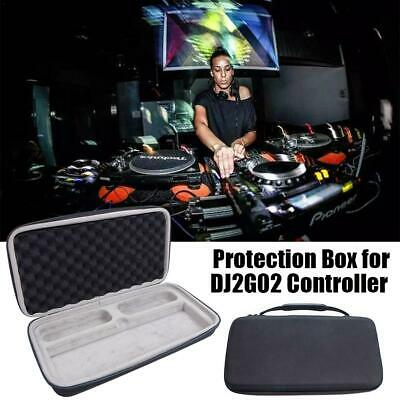 Portable Hard Carrying Case Shockproof Storage Box For Numark DJ2GO2 Controller