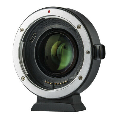 For Canon Aperture Control Lens for EOS M DSLR Camera to EF Mount Adapter Ring