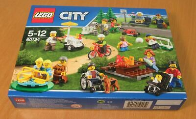 LEGO® 60134 - City - Stadtbewohner - People Pack - Fun in the Park