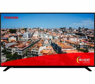 "TOSHIBA 43U2963DB 43"" Smart 4K Ultra HD HDR LED TV - Currys"