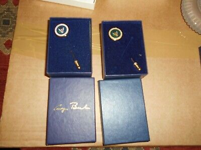 Seal Of The President Of The United States Tie Lapel Pin