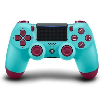 PlayStation Dualshock 4 Controller Controllers & Attachments Berry Blue